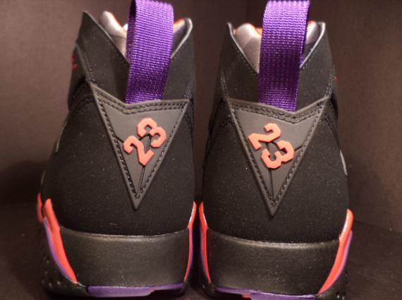 """Air Jordan VII """"Raptors"""" – November Re-release"""