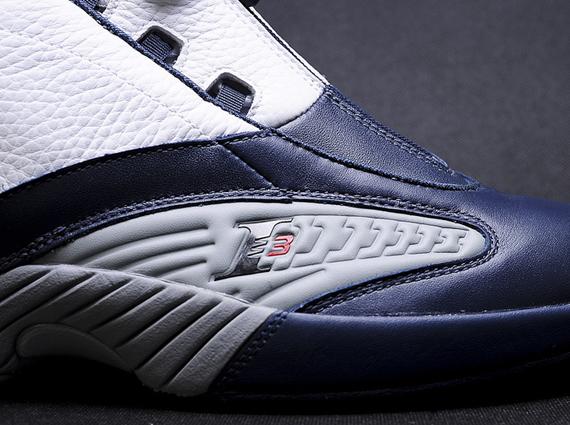1986f7067d7 Reebok Answer IV - OG White Navy - SneakerNews.com