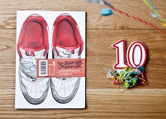 Sneaker Freaker Turns 10