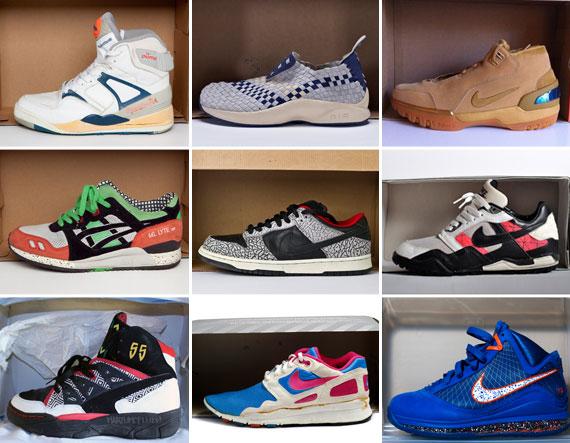 Sneaker News Presents: 25 Years of Gems