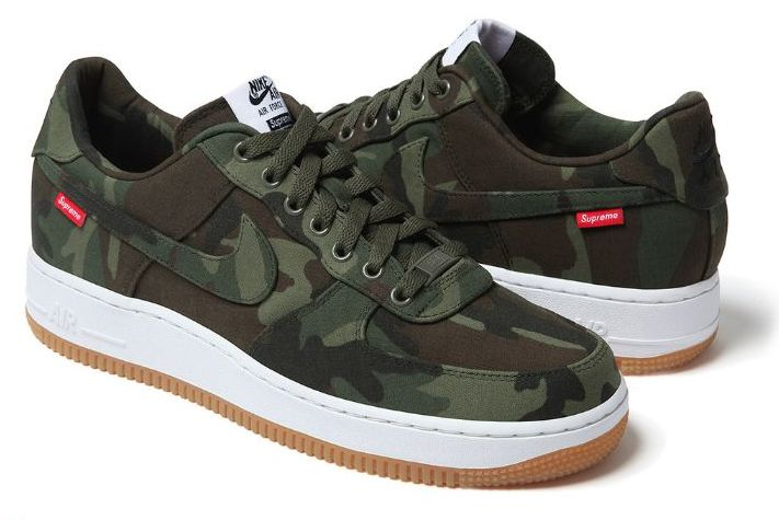 55bc31685e9 ... gold medal c9972 6d0cd  new zealand nike air force 1 low supreme 0690c  1b0f9