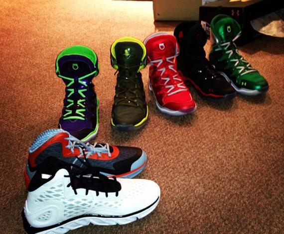 Under armour basketball shoes brandon jennings
