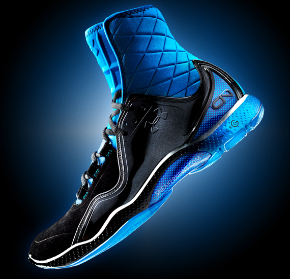 Under Armour Classic High Top Shoes