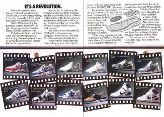 856cee2b8e88b4 Vintage 1987 Nike Ads - SneakerNews.com