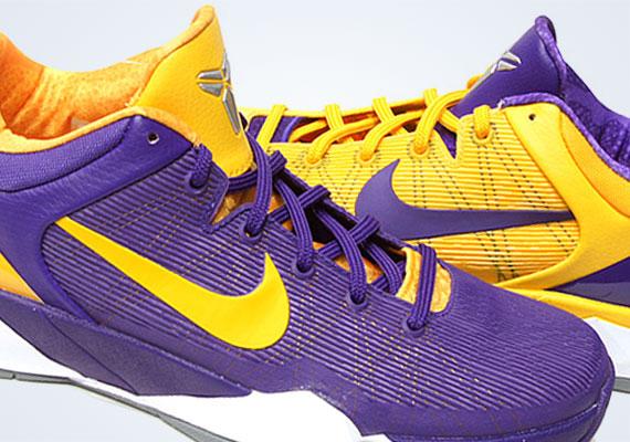 """new product 92c7e 6170c Nike Zoom Kobe VII """"Yin Yang"""" – Release Reminder"""