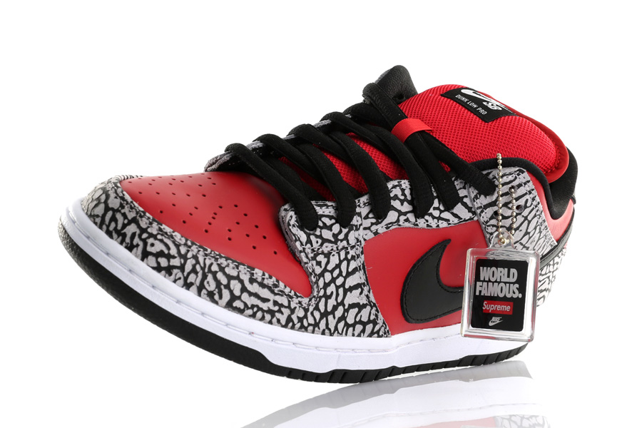new product 85a94 b9334 18   SUPREME x NIKE SB DUNK LOW