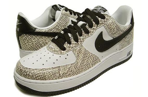 sale retailer 76f12 385b3 Nike Air Force 1 Low WhiteBlack-Cocoa 2001. Photos only-sneakers