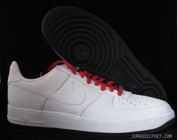 """Nike Air Force 1 Low """"Scarface"""" (2006)"""