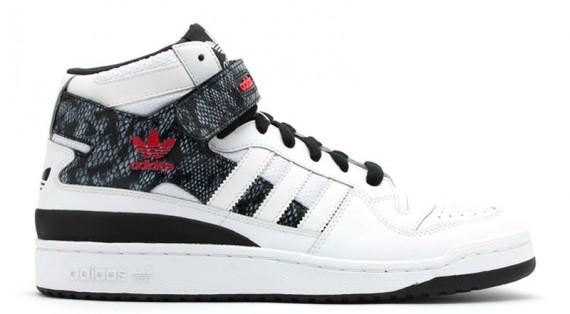 Adidas Originals Forum Mid Snake Sneakernews Com