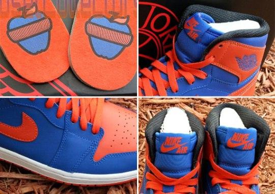"""Air Jordan 1 High """"Melo"""""""