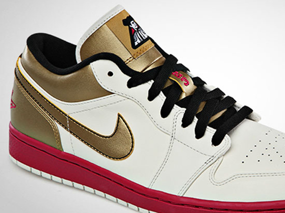Air Jordan 1 fucsia