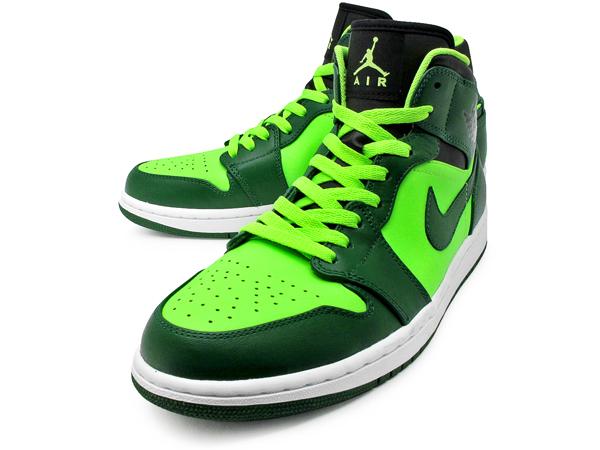 Air Jordan 1 Phat - Gorge Green - Neon - SneakerNews.com