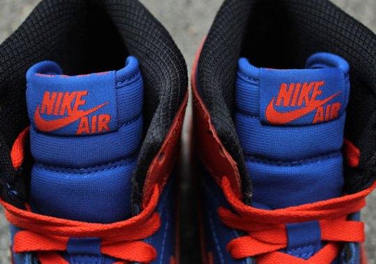 """Air Jordan 1 Retro High OG """"Knicks"""" – Arriving at Retailers"""