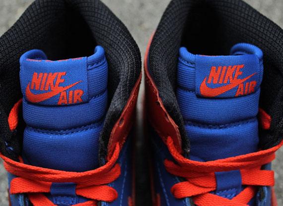 """301c5ba43b6 Air Jordan 1 Retro High OG """"Knicks"""" – Arriving at Retailers"""