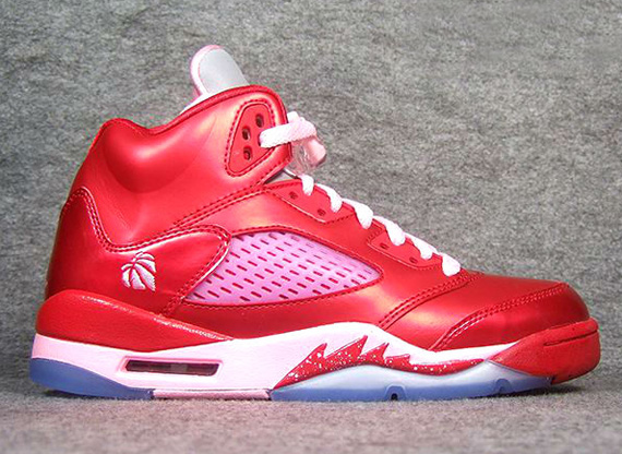 f6321f72edec ... Valentine s Day occasion. Air Jordan 5 Retro 02 2013. Photos  sa