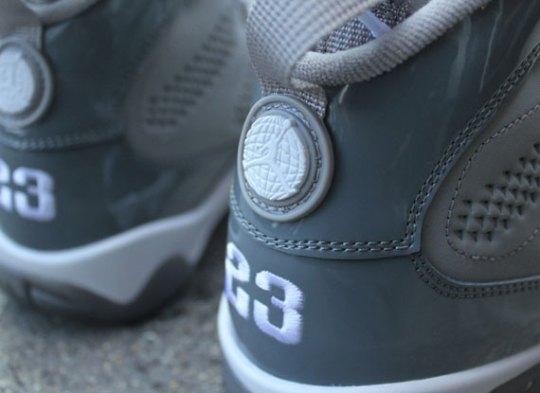 """Air Jordan IX """"Cool Grey"""" – Arriving @ Retailers"""