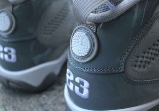"Air Jordan IX ""Cool Grey"" – Arriving @ Retailers"