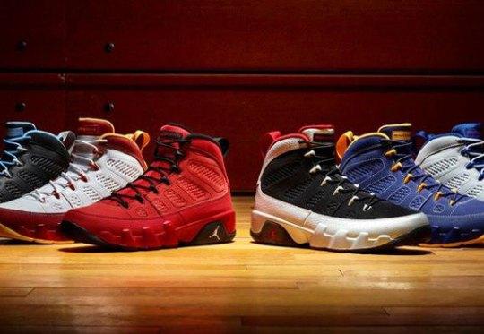 """Air Jordan IX """"Kilroy Pack"""" Restock @ Nikestore"""