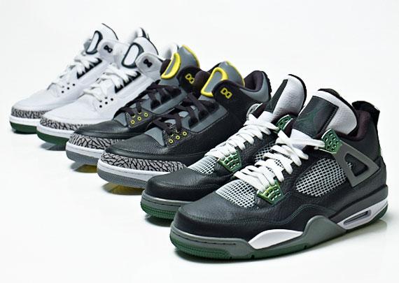 Air Jordan III + IV \