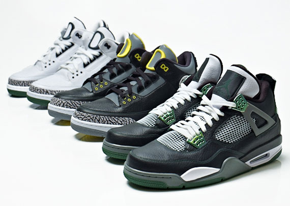 Air Jordan III  Oregon Ducks  - SneakerNews.com 3c50e709e1