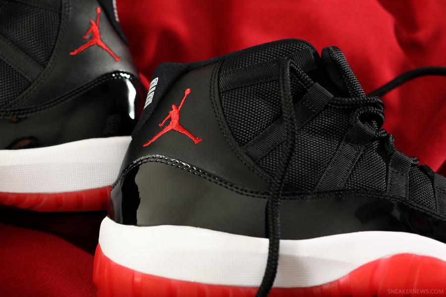 Air Jordan 11 Chaussure Élevé De Faux