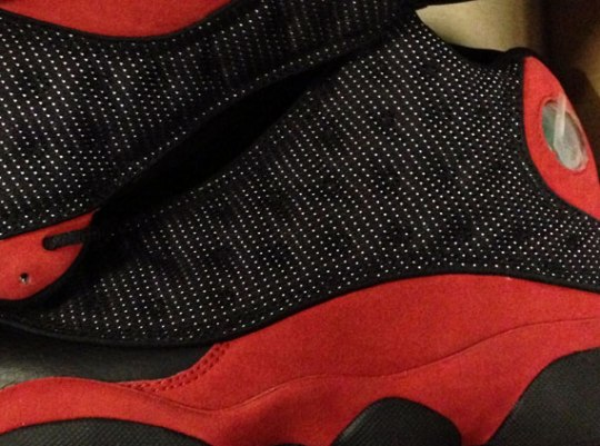 "Air Jordan XIII ""Bred"" – Available Early on eBay"