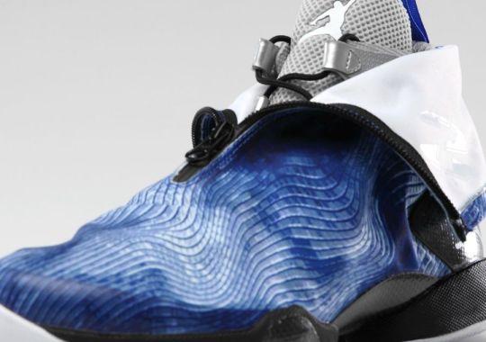 "Air Jordan XX8 ""Blue Camo"""