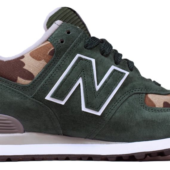 "nike air max 60 dollars - Ball and Buck x New Balance 574 �Mountain Green"" - SneakerNews.com"