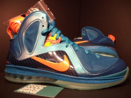"""""""China"""" Nike LeBron 9 Elite on eBay"""