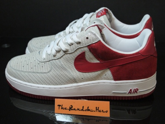 """Classics Revisited: Nike Air Force 1 Low """"Christmas"""" (2005)"""
