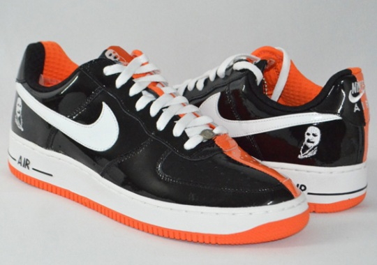 "Classics Revisited: Nike Air Force 1 Low ""Halloween"" (2006)"