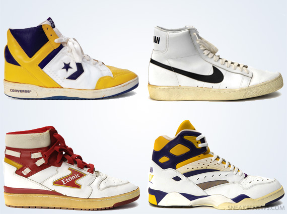 Years Through Illustrated's Sports Sneakers Nba The Feature PXiZkuOT