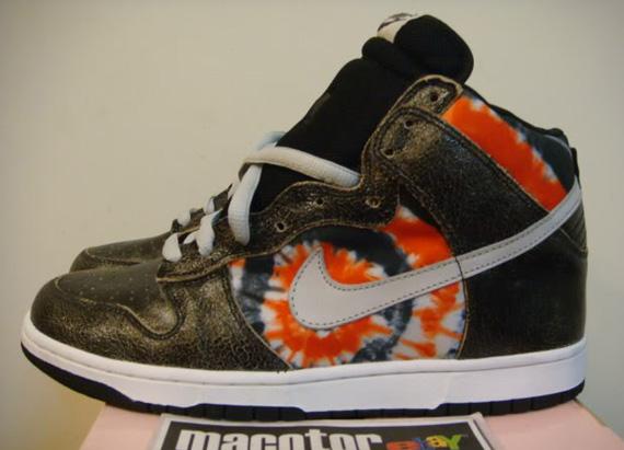 HUF x Nike SB Dunk High \