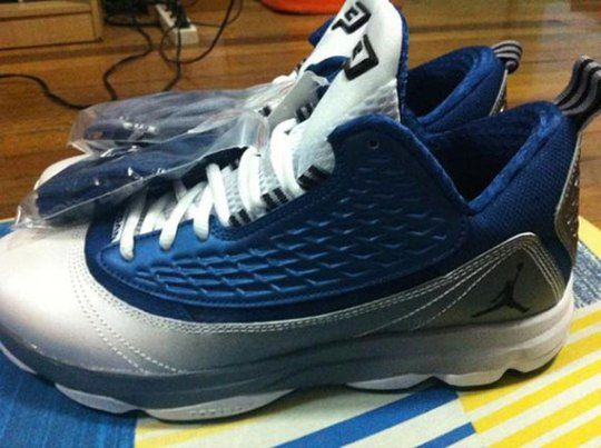 Jordan CP3.VI AE – Grey – Blue