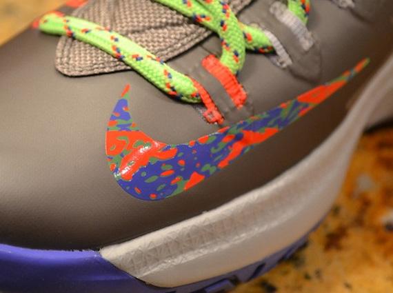 Nike Zoom KD V - Home
