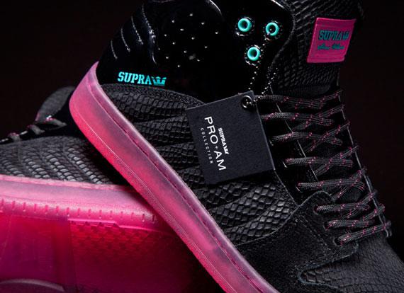 "Keelan Dadd x Supra S1W ""Pro + Am"" - SneakerNews.com"