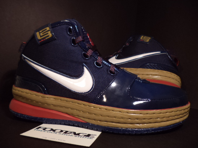check out 6d713 9d0ae Nike LeBron VI