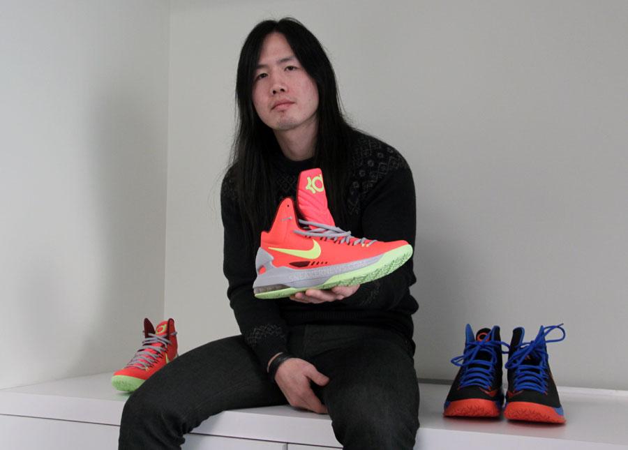 76cbd4140412 Nike Designer Leo Chang Gives the Inside Scoop on the KD V ...