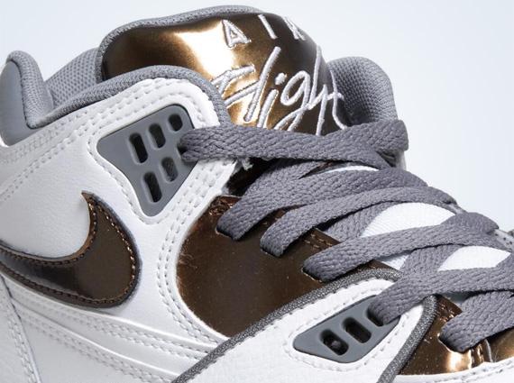 quality design 04b28 73cc2 Nike Air Flight  89 – White – Total Crimson – Cool Grey