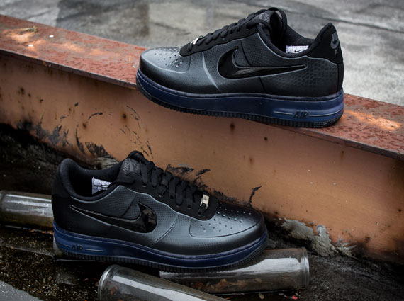 huge discount 263df fcf2f Nike Air Force 1 Low Foamposite - SneakerNews.com
