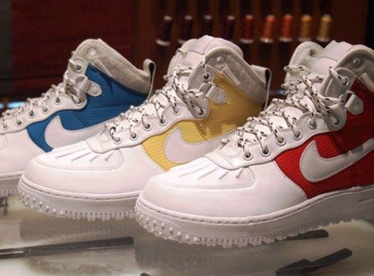 Nike Air Force 1 Premium Duckboot iD