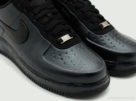 new concept 16135 4adfd Nike Air Force 1 Foamposite Low
