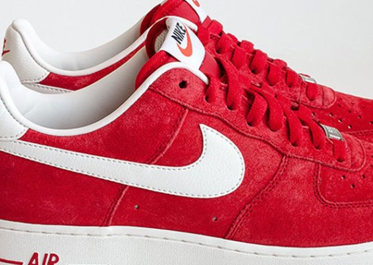 "Nike Air Force 1 Low ""Blazer"" Inspired"