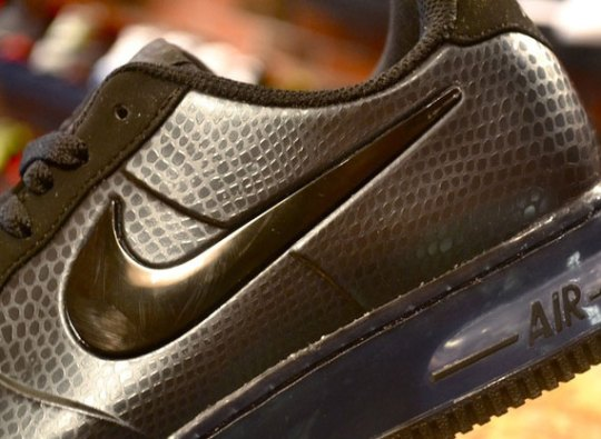 "Nike Air Force 1 Low Foamposite Pro ""Black Snake"""