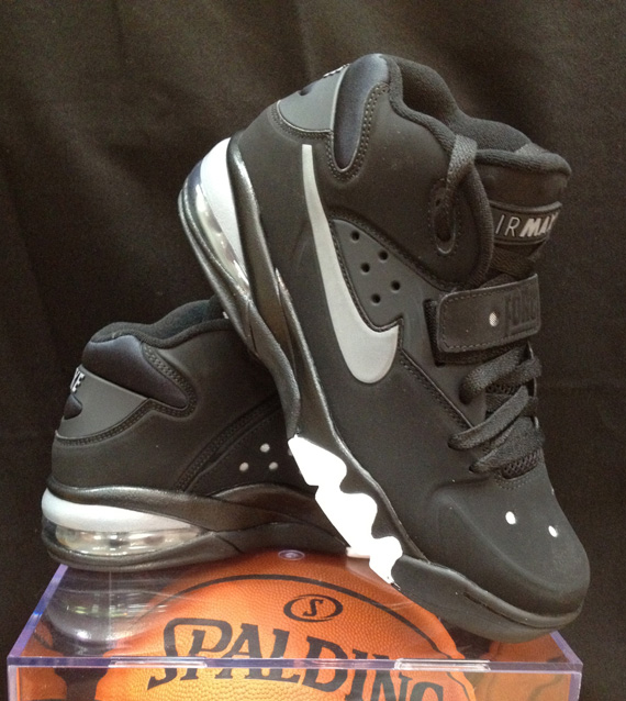 low priced f5c71 38ff0 ... force 180 mid charles barkley blackblack-yellow,nike shoes for cheap on  Shop this Article ...