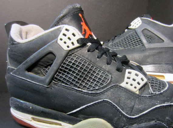 nike air jordan 4 bred ebay buying