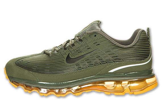 Nike 2006 Chaussures En Cuir Air Max