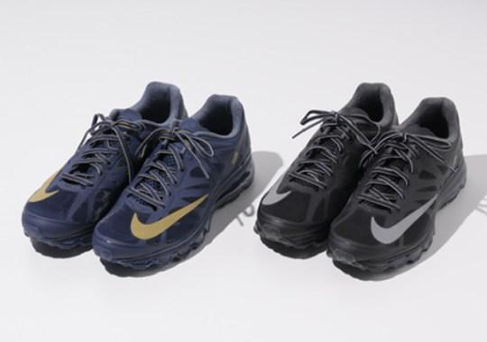 F.C.R.B. x mastermind JAPAN x Nike Air Max+ 2012