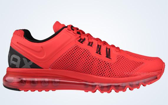 online retailer c49c2 37b16 nike-air-max-2013-pimento-reflective-silver-black-2 - SneakerNews.com