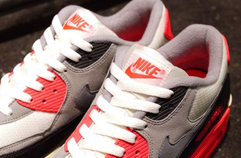 Nike Air Max 90 Og Vntg Infrarød For Salg la5rgKR